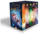 The Trials of Apollo 5-Book Hardcover Boxed Set