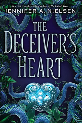 The Deceiver's Heart (Traitor's Game #2)