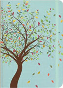 Tree of Life Journal (Blue)