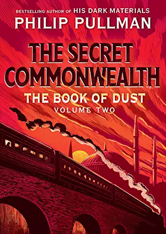 The Book of Dust: The Secret Commonwealth (Book of Dust, Volume 2)