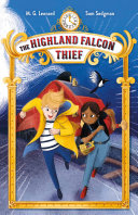 The Highland Falcon Thief: Adventures on Trains #1