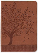 Tree of Life Journal (Vegan Leather Notebook)